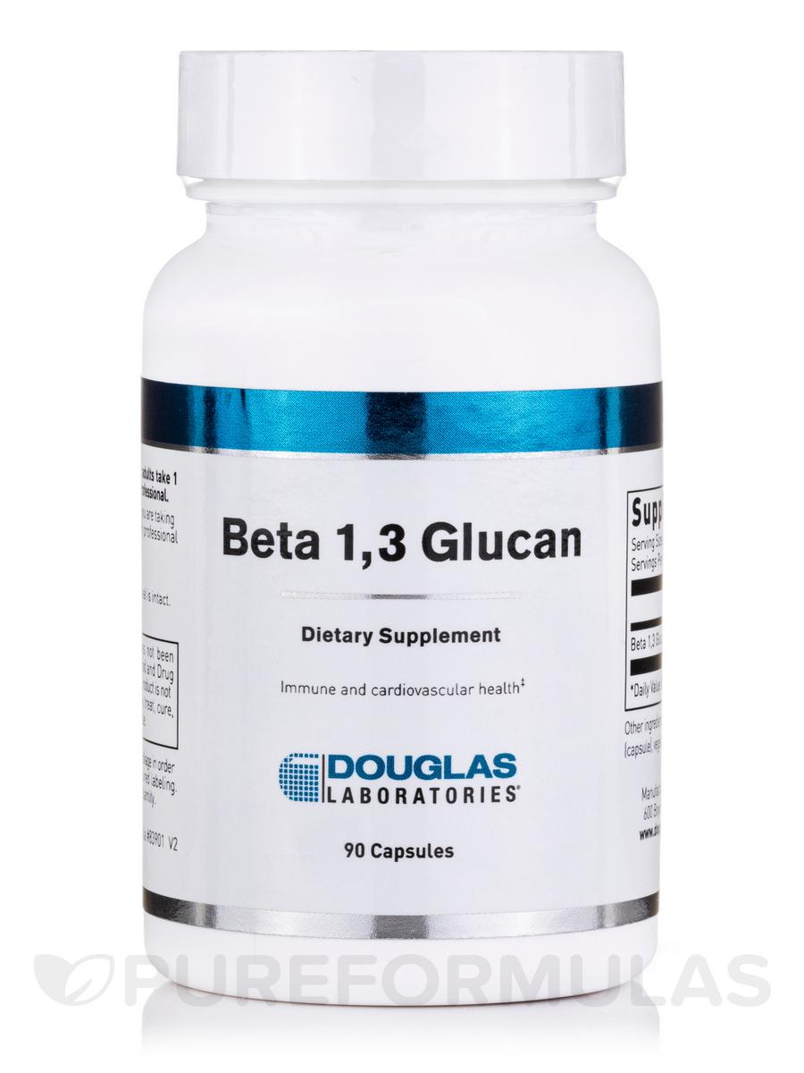 Beta 1,3 Glucan - 90 Capsules
