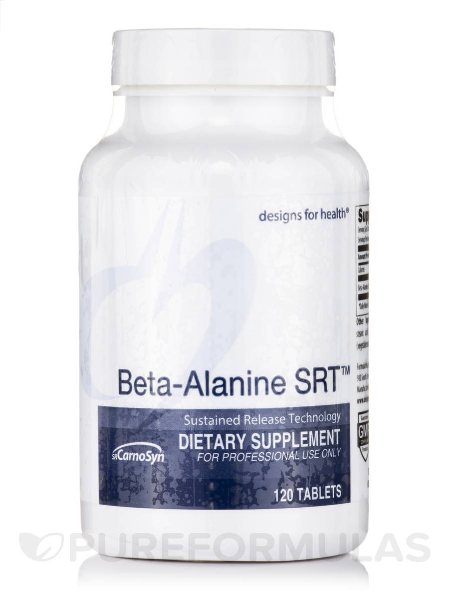 Beta-Alanine SRT™ - 120 Tablets