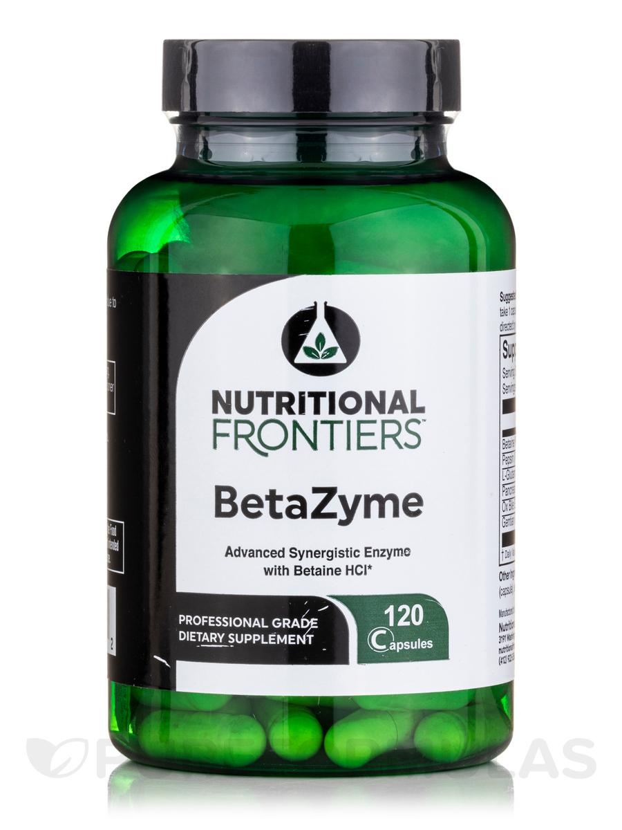 BetaZyme - 120 Capsules