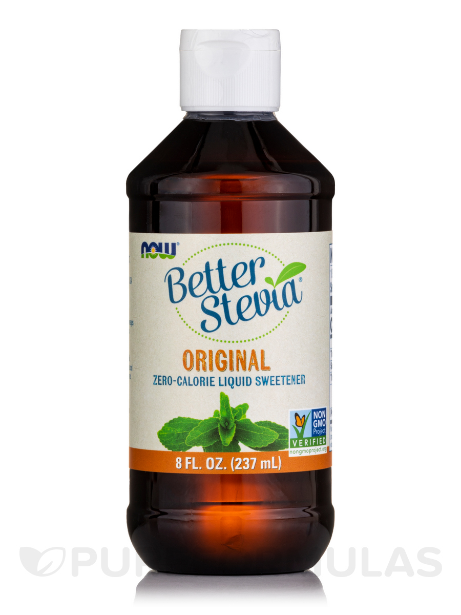 Better Stevia Original Zero-Calorie Liquid Sweetener - 8 fl. oz (237 ml)