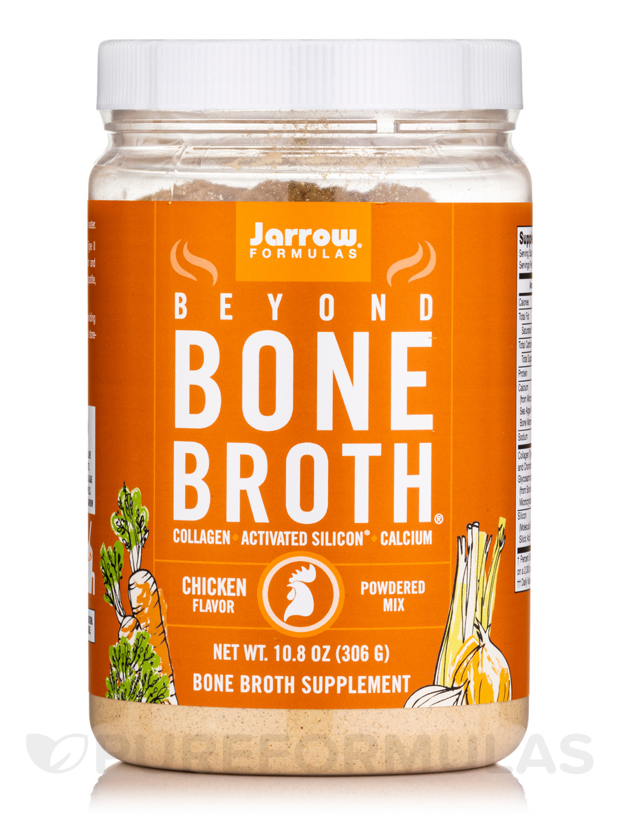 Beyond Bone Broth®, Chicken Flavor - 10.8 oz (306 Grams)