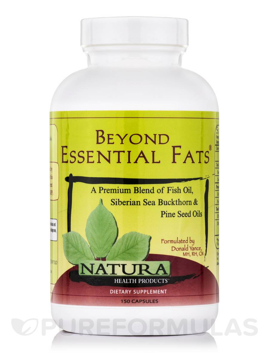 Beyond Essentials Fats® - 150 Capsules