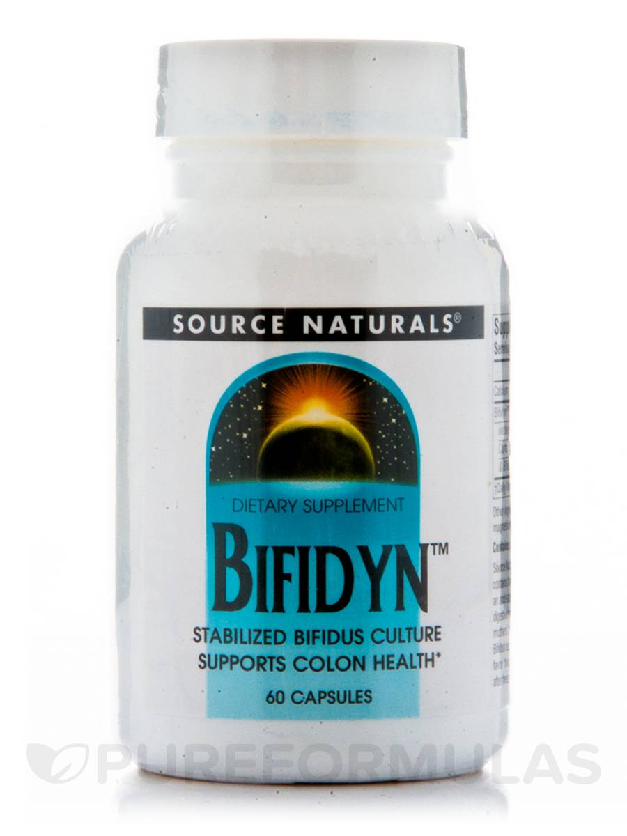 Bifidyn - 60 Capsules