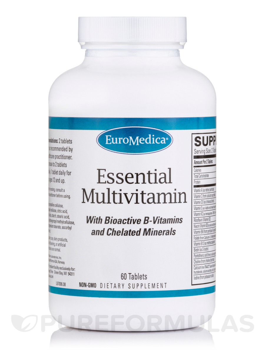 Bio Active Essentials™ - 60 Tablets
