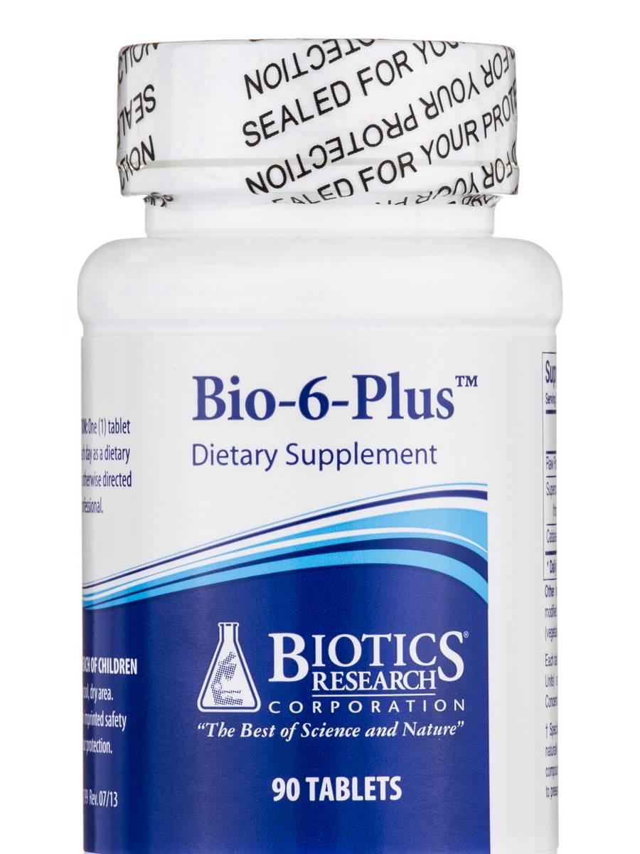Bio-6-Plus - 90 Tablets