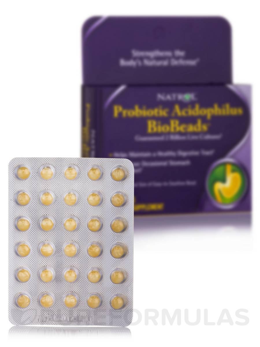 Probiotic Acidophilus BioBeads® - 30 Beads