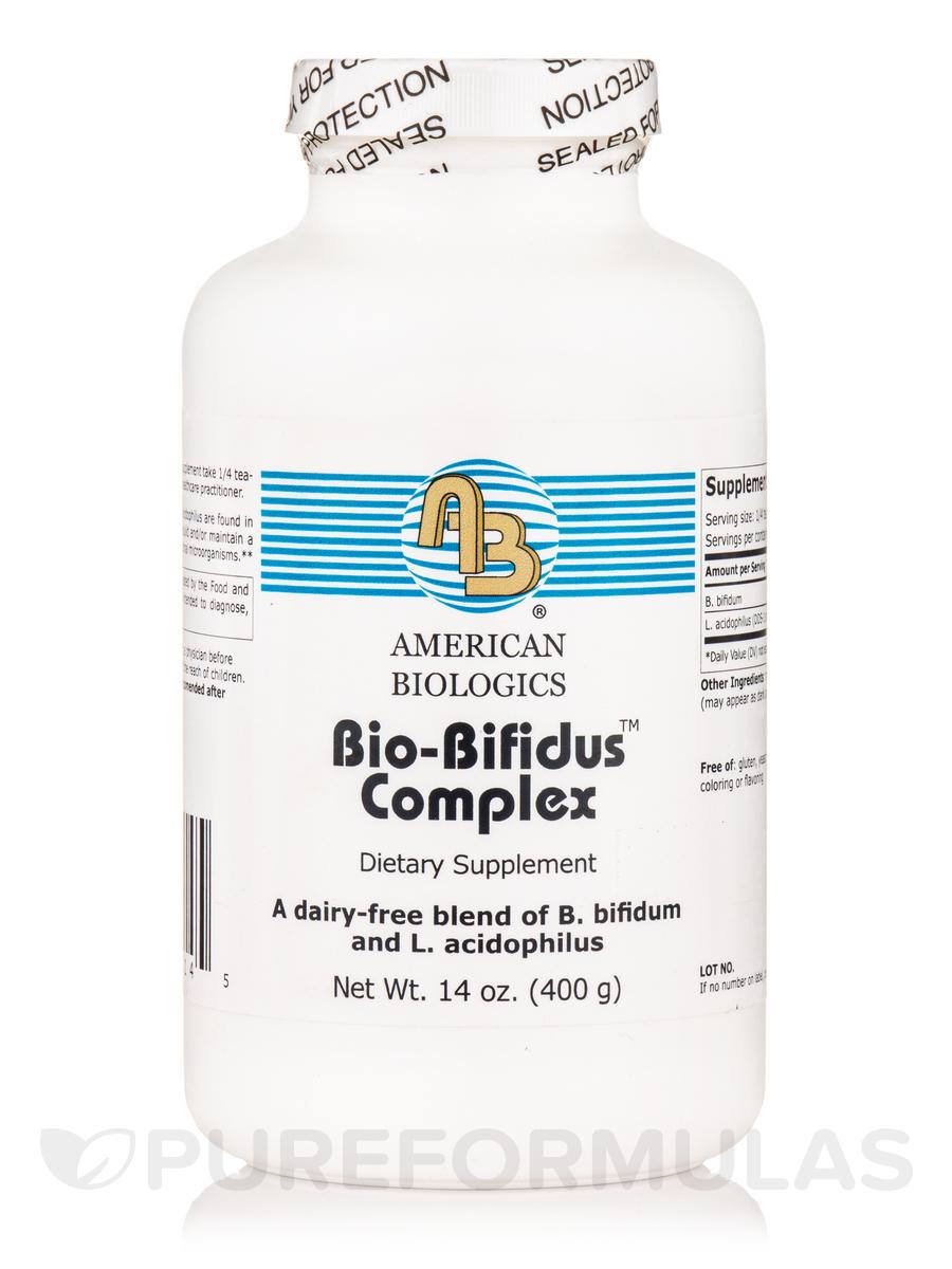 Bio-Bifidus™ Complex - 14 oz (400 Grams)