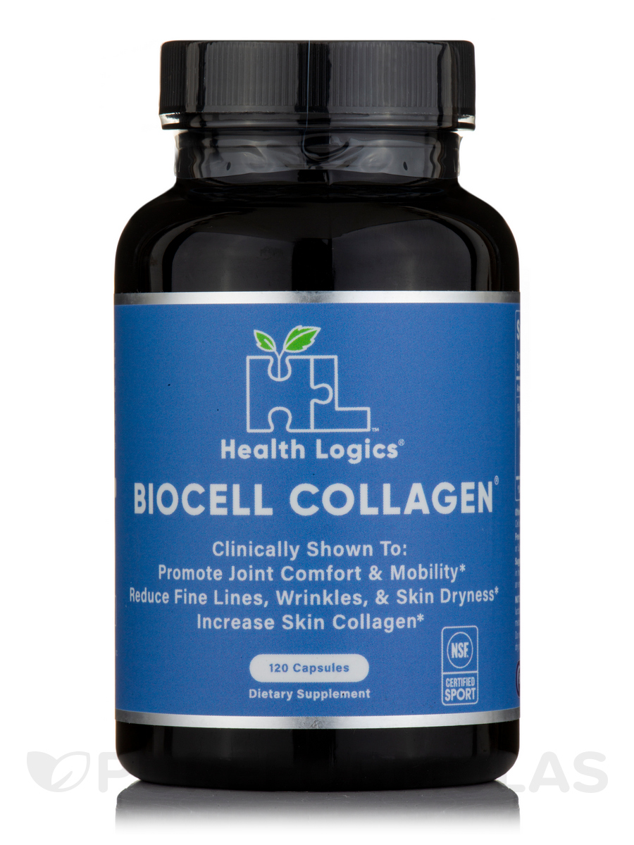 BioCell Collagen® CS - HA Matrix - 120 Capsules