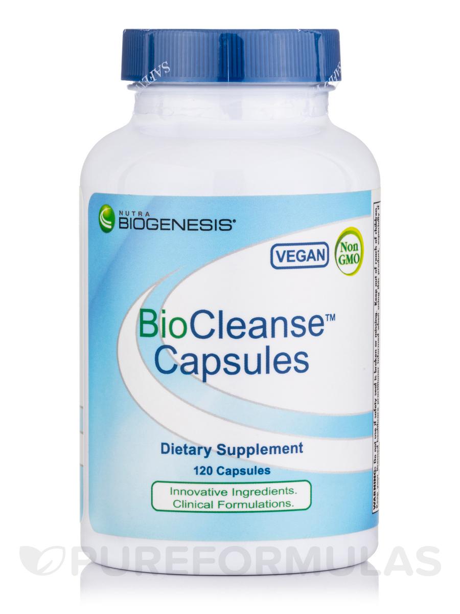 BioCleanse - 120 Veggie Capsules