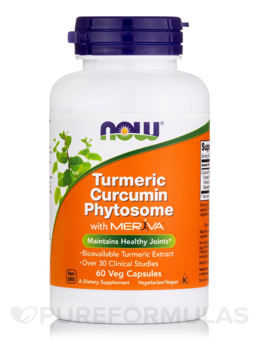 Curcumin Phytosome - 60 Vegetarian Capsules