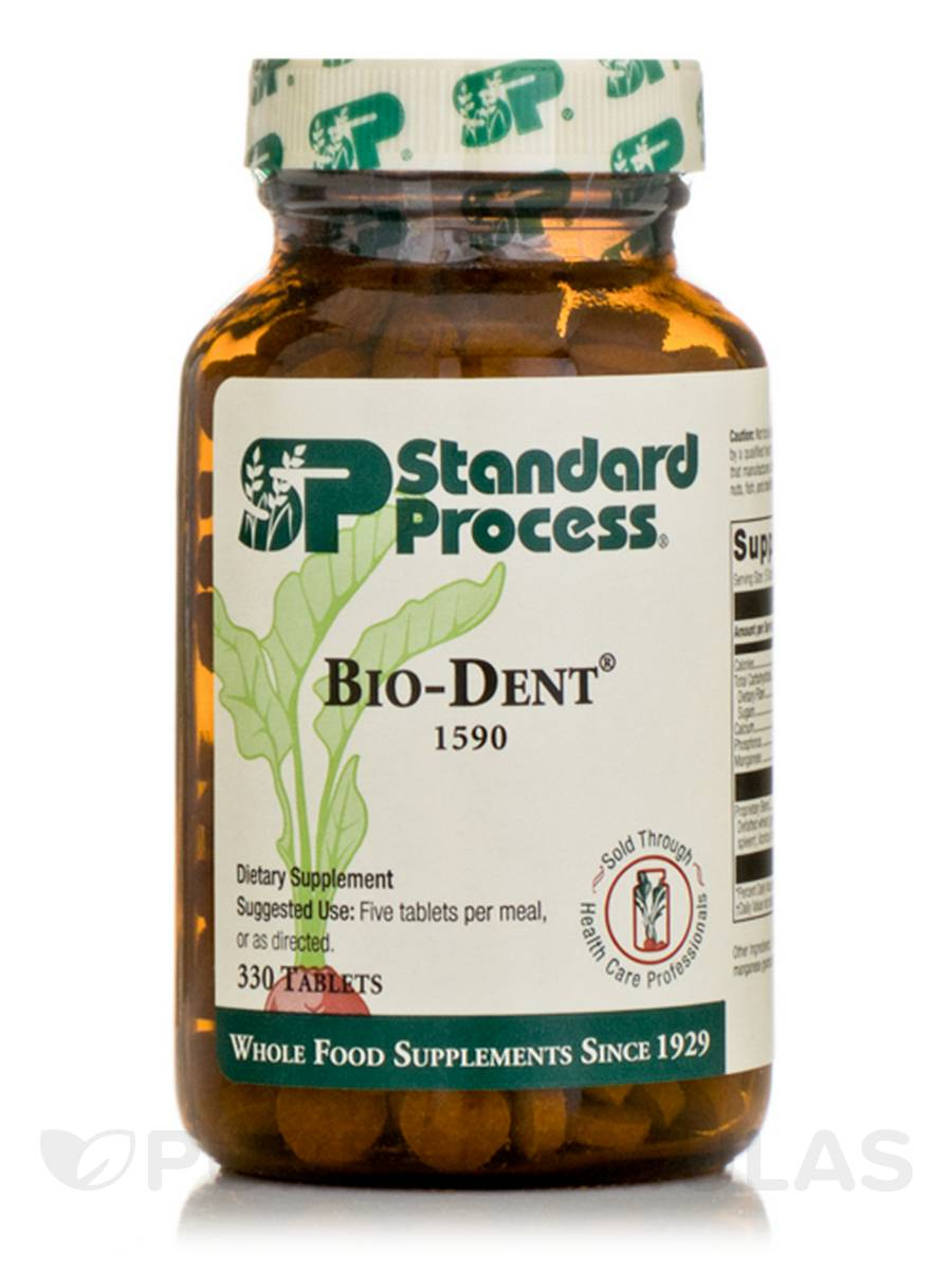 Bio-Dent® - 330 Tablets