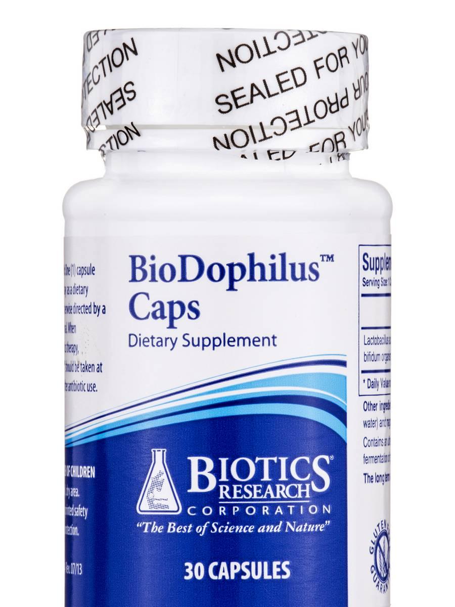 BioDophilus™ Caps - 30 Capsules