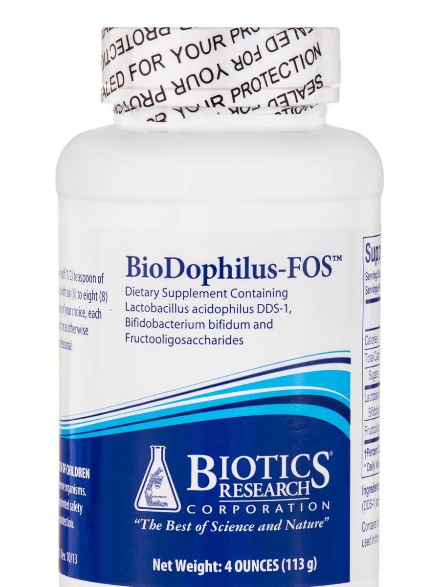BioDophilus-FOS™ - 4 oz (113 Grams)