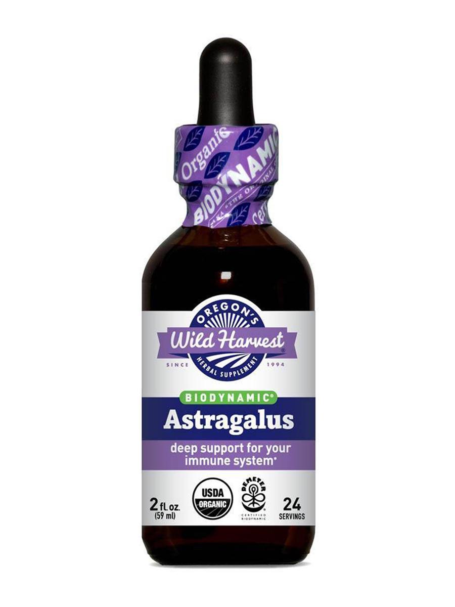 Biodynamic® Astragalus Herbal Tonic - 2 fl. oz (59 ml)