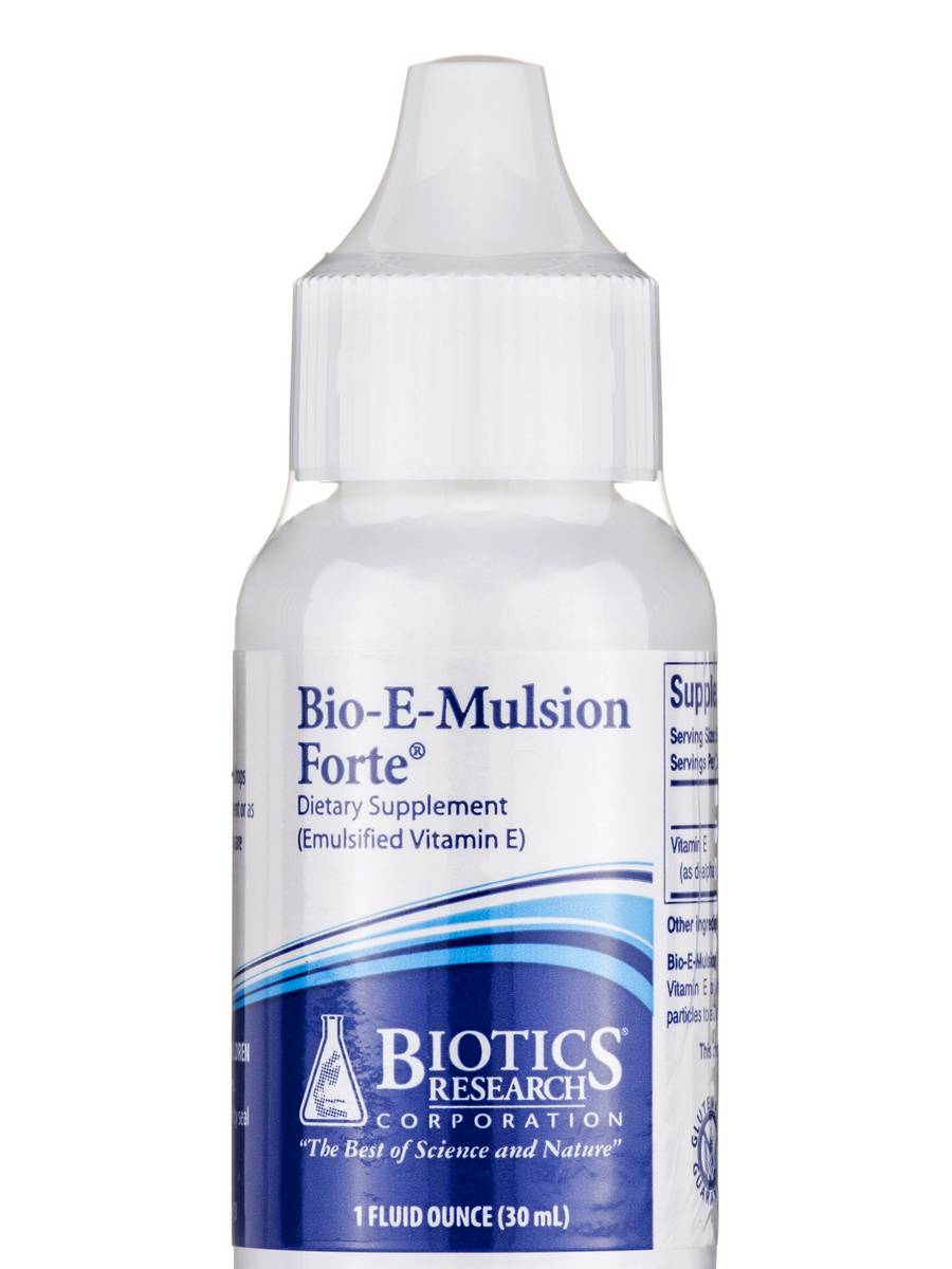 Bio-E-Mulsion Forte - 1 fl. oz (30 ml)