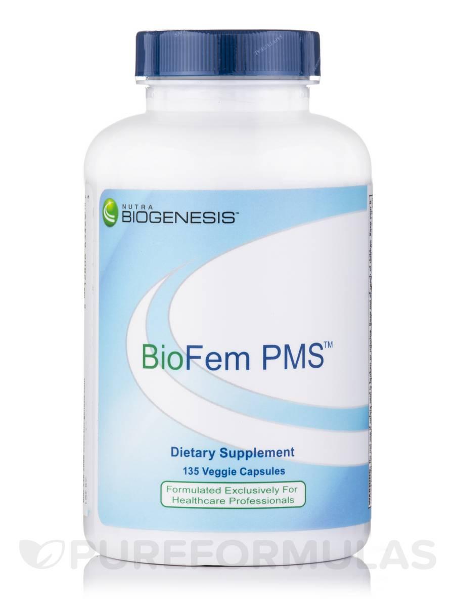 BioFem PMS™ - 135 Veggie Capsules