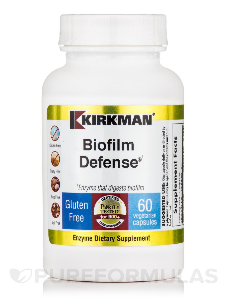Biofilm Defense® - 60 Vegetarian Capsules