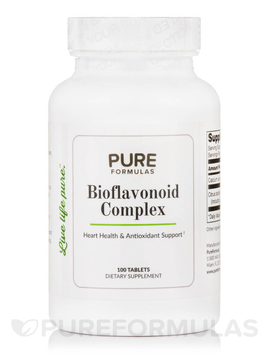 Bioflavonoid Complex - 100 Tablets