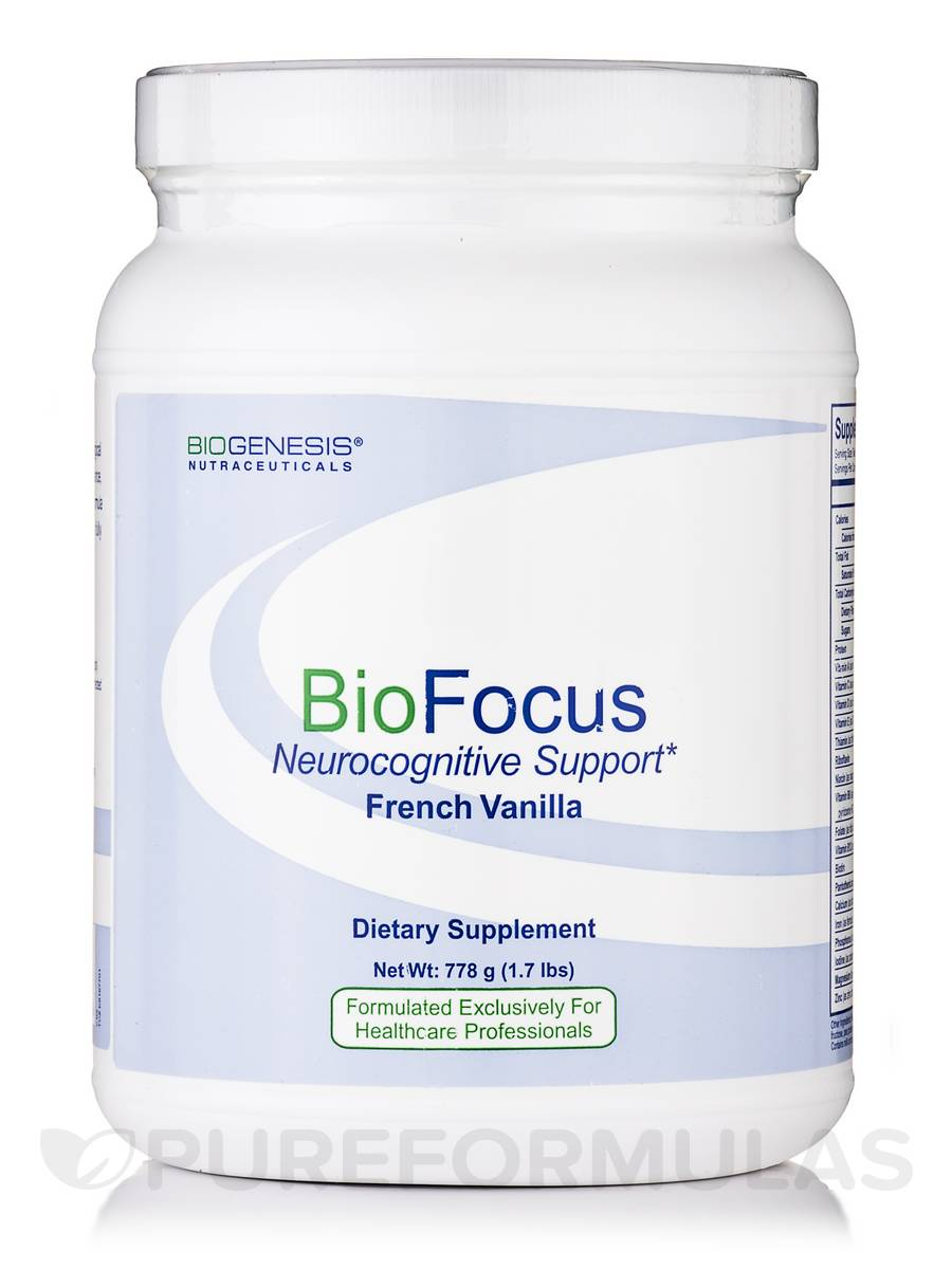 BioFocus French Vanilla - 778 Grams (1.7 lb)