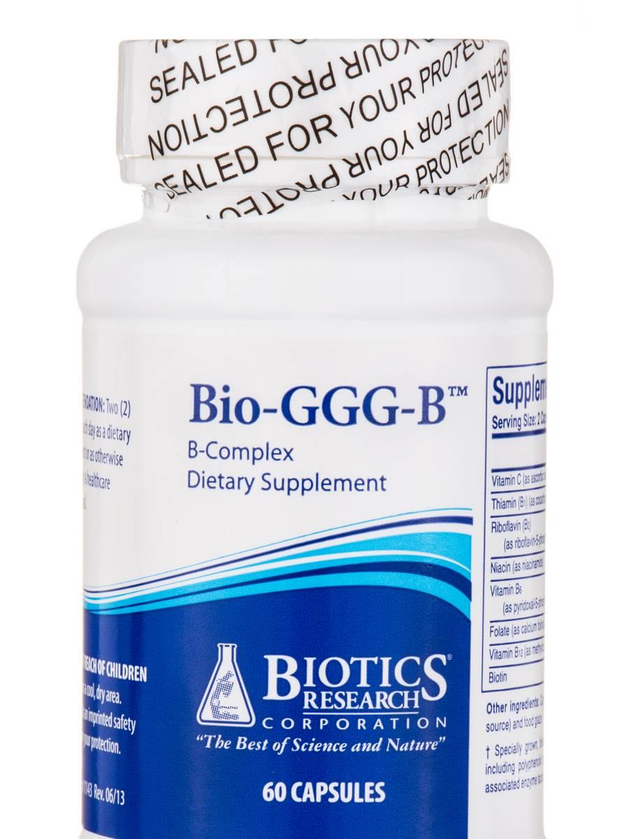Bio-GGG-B™ - 60 Capsules
