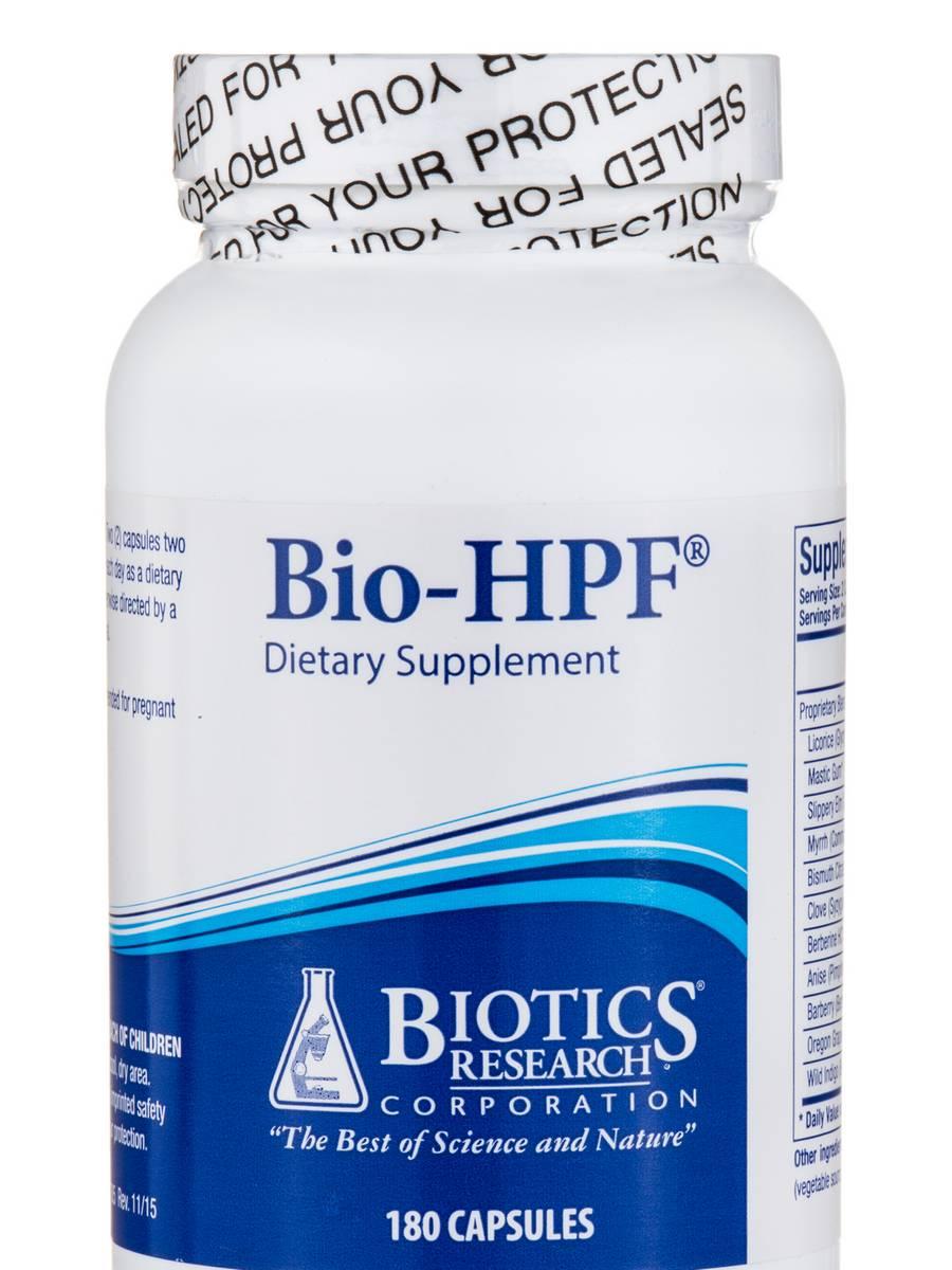 Bio-HPF® - 180 Capsules