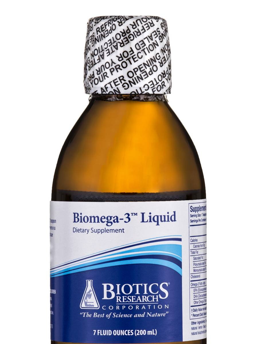 Biomega-3 Liquid - 7 fl. oz (200 ml)