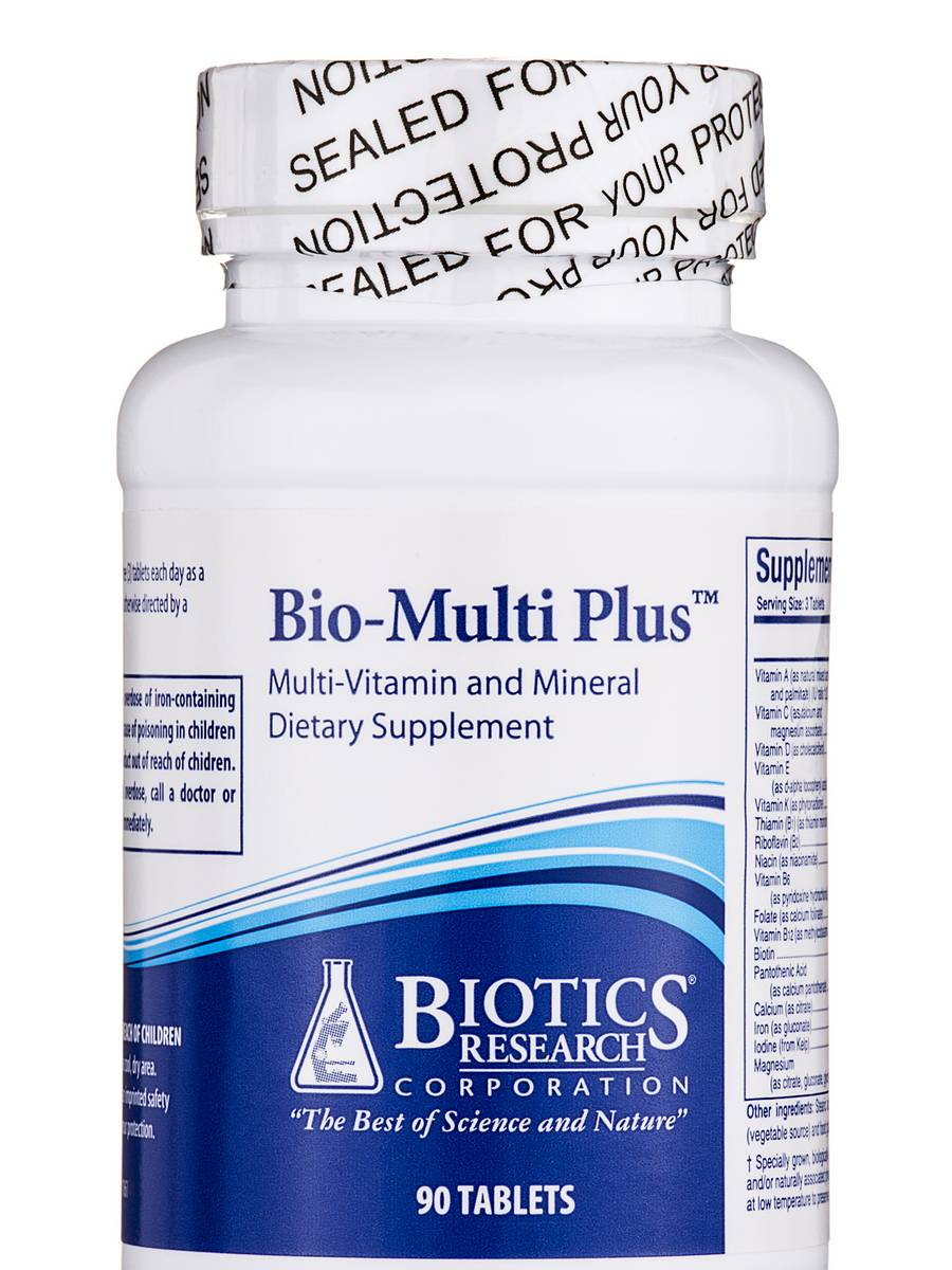 Bio-Multi Plus - 90 Tablets
