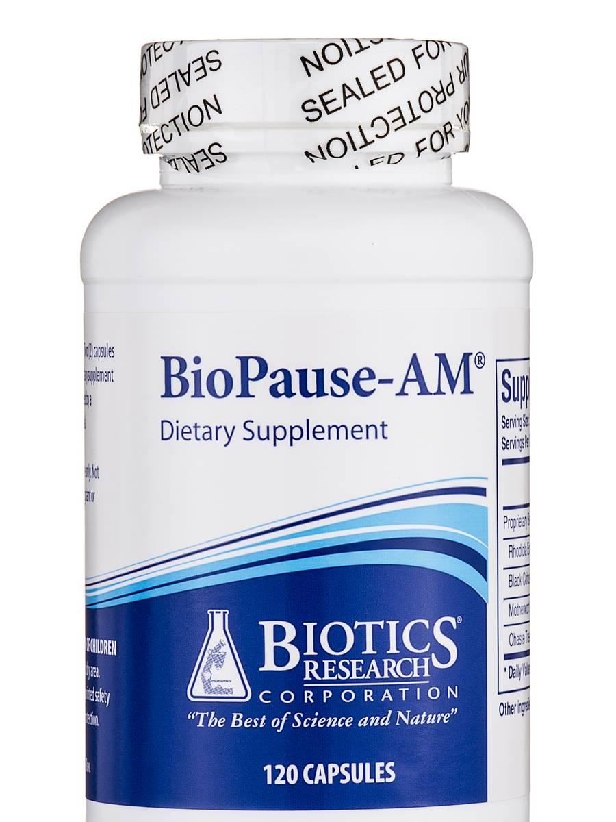 BioPause-AM - 120 Capsules