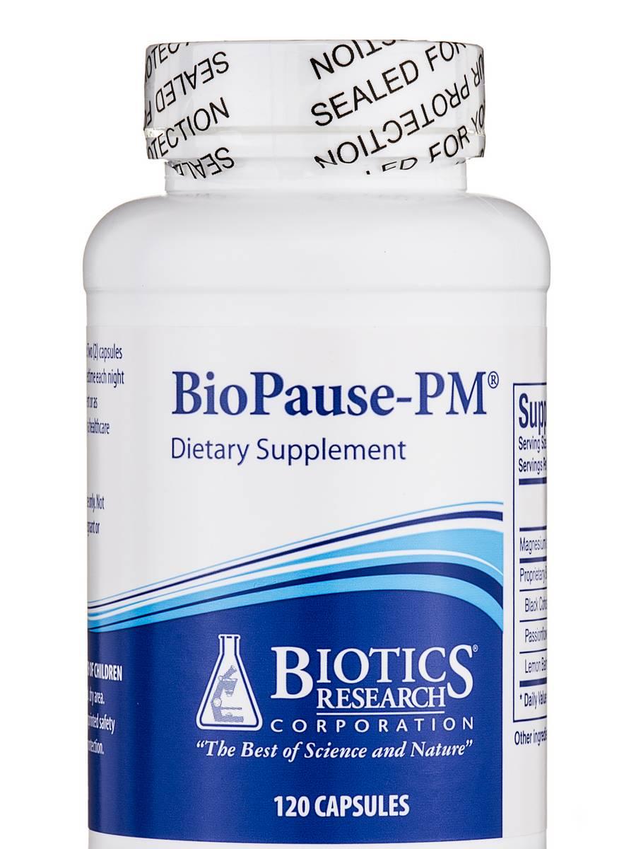 BioPause-PM - 120 Capsules