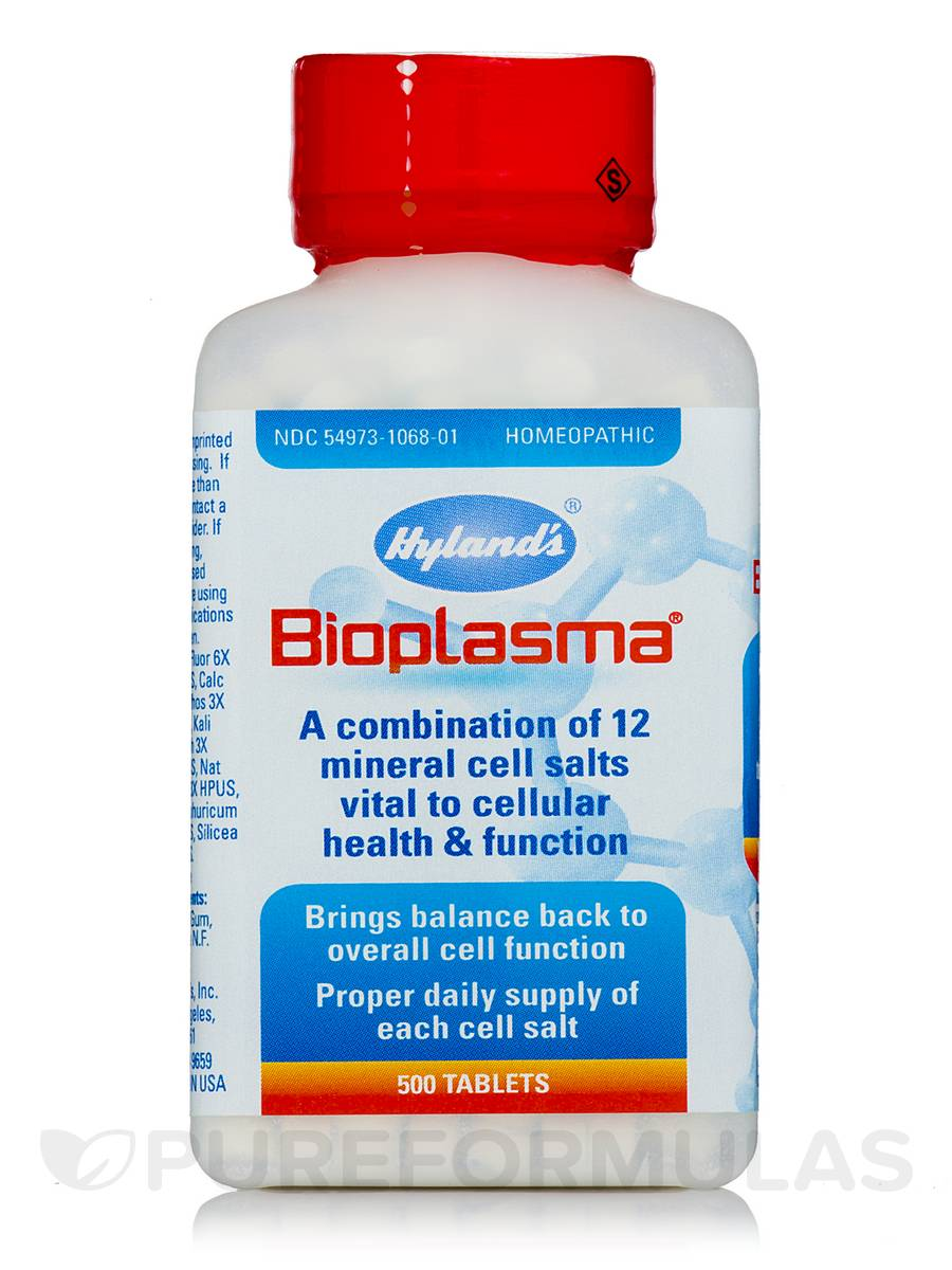 Bioplasma - 500 Tablets