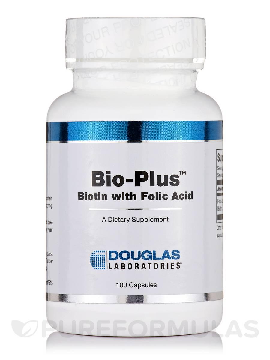 Bio-Plus - 100 Capsules