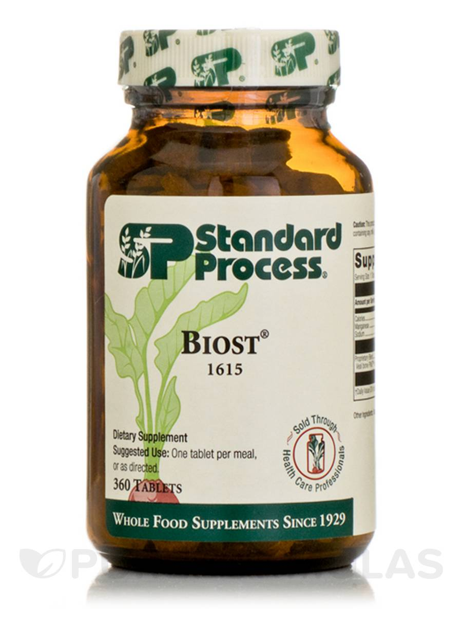 Biost® - 360 Tablets