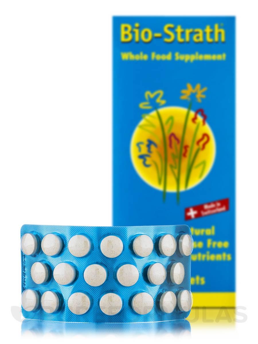 Bio-Strath - 100 Tablets