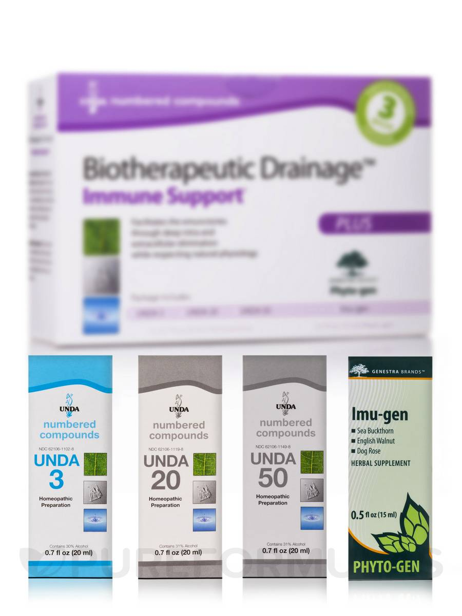 Biotherapeutic Drainage™ Immune Support Kit