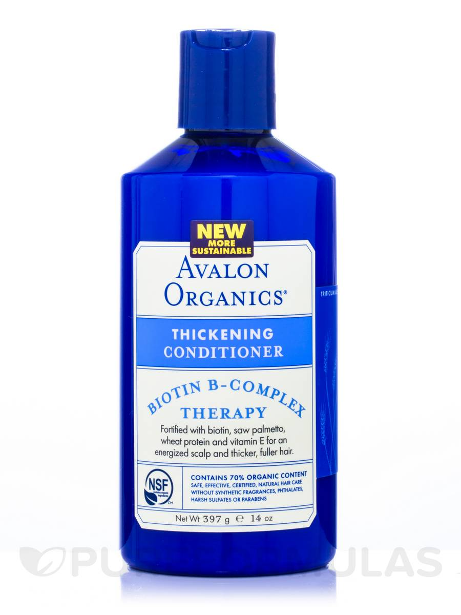 Biotin B-Complex Therapy Thickening Conditioner - 14 oz (397 Grams)