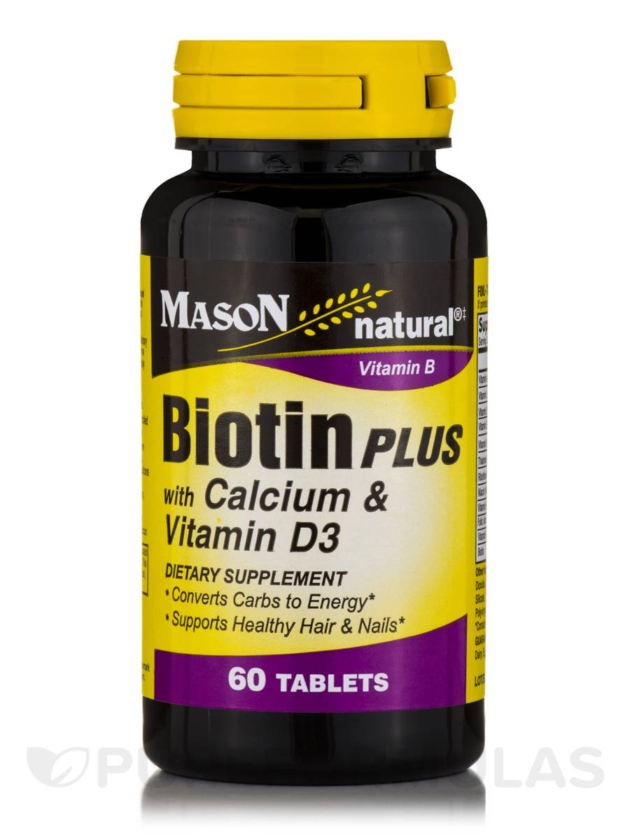 Biotin plus multivitamin
