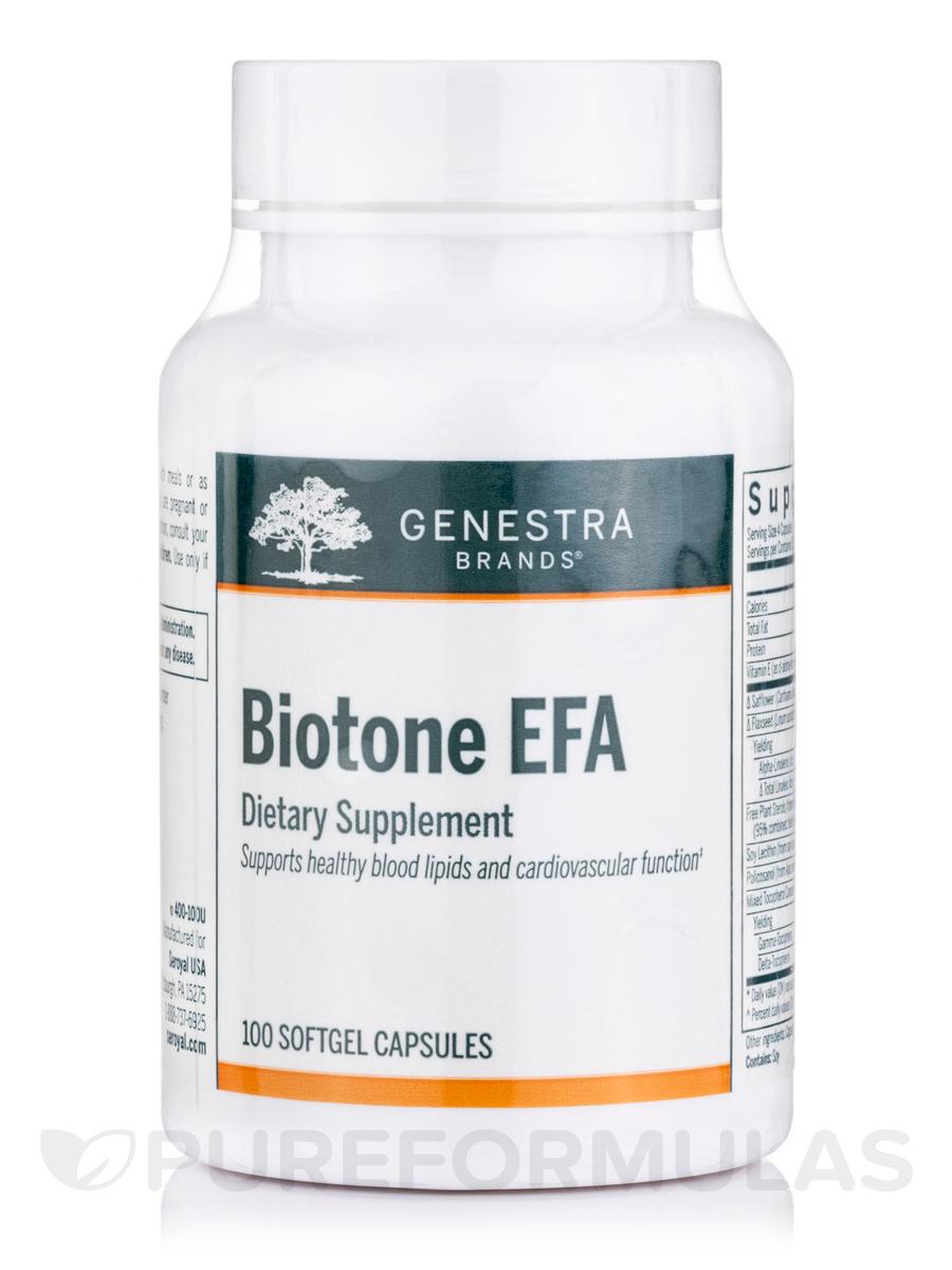 Biotone EFA - 100 Softgels Capsules