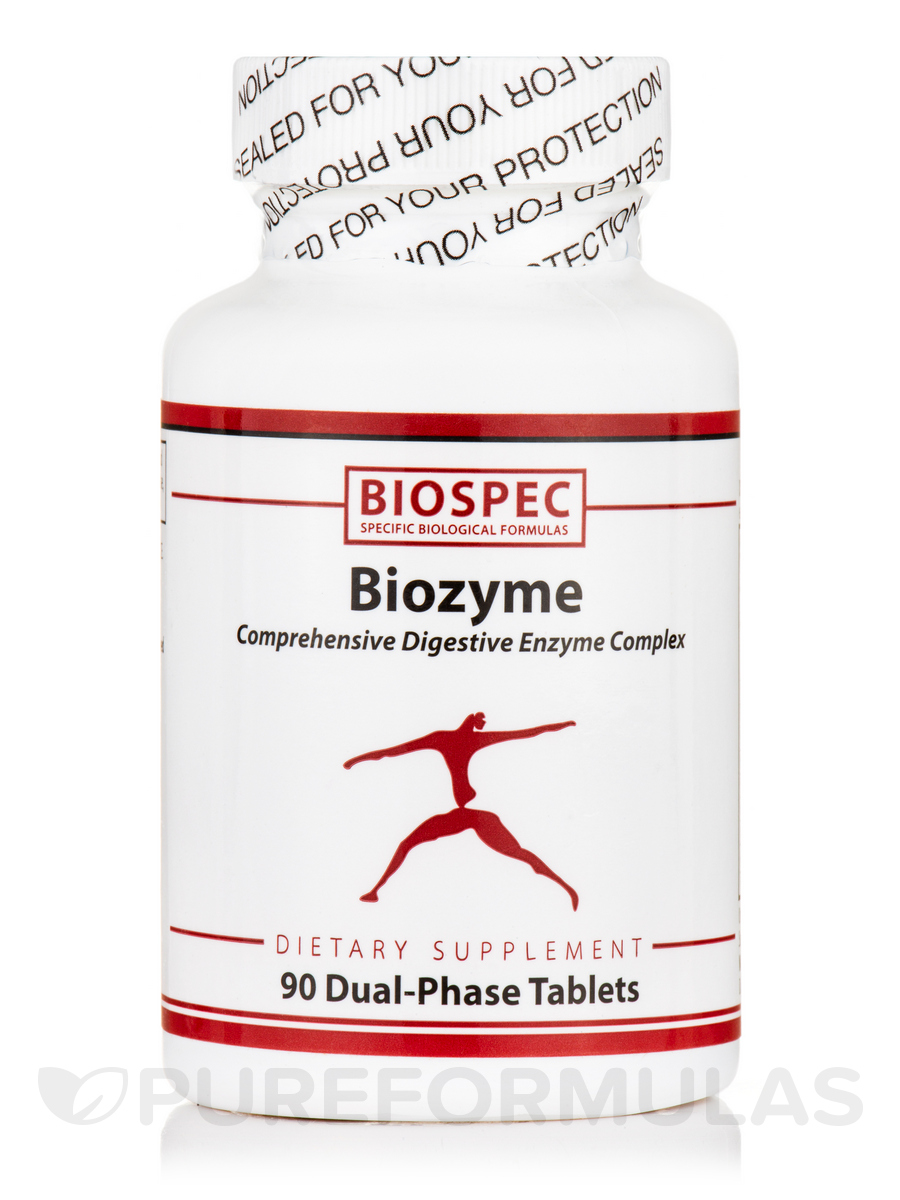 Biozyme - 90 Dual-Phase Tablets