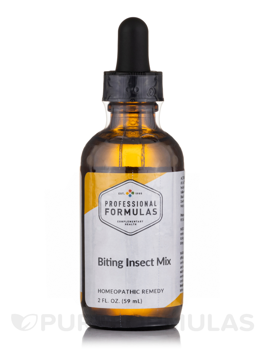 Biting Insect Mix - 2 fl. oz (60 ml)