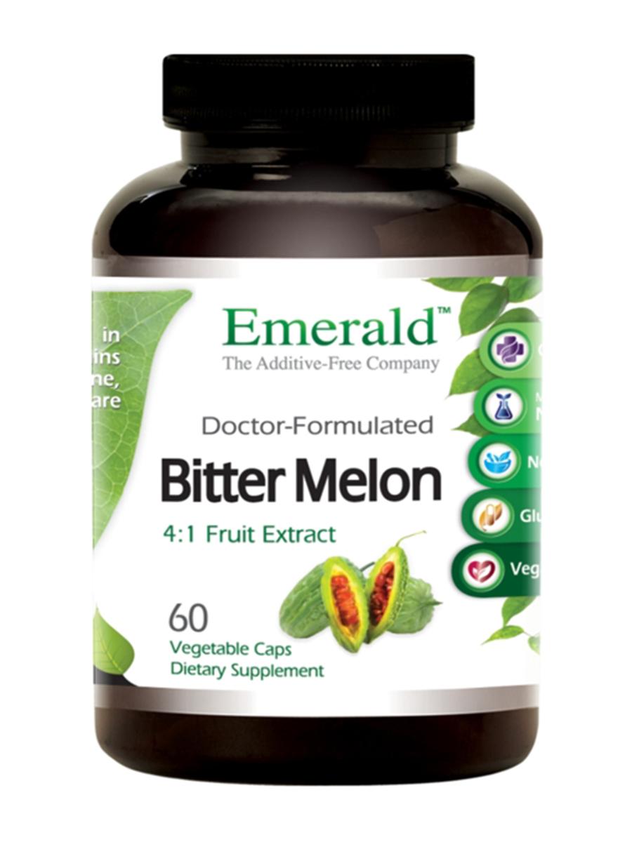 Bitter Melon - 60 Vegetable Capsules