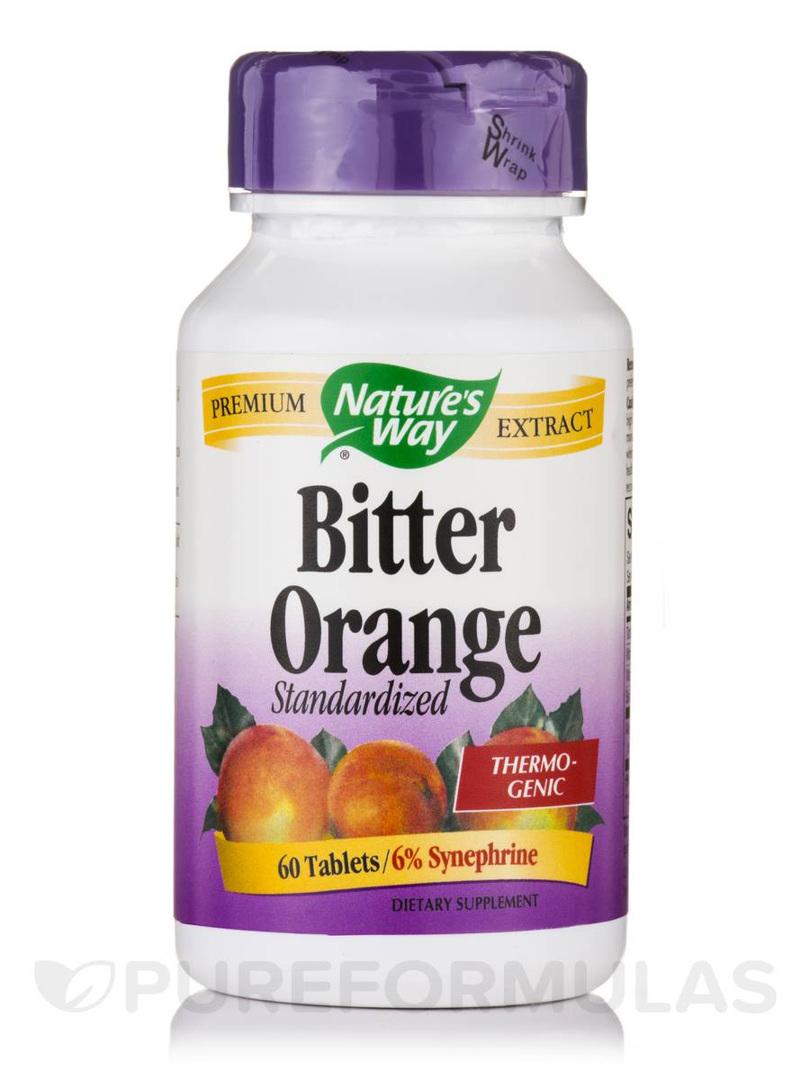 Bitter Orange Standardized - 60 Tablets