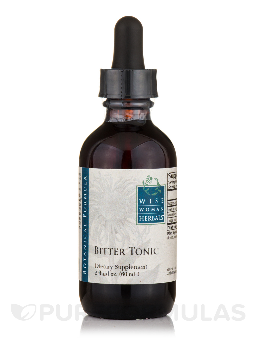 Bitter Tonic - 2 fl. oz (60 ml)