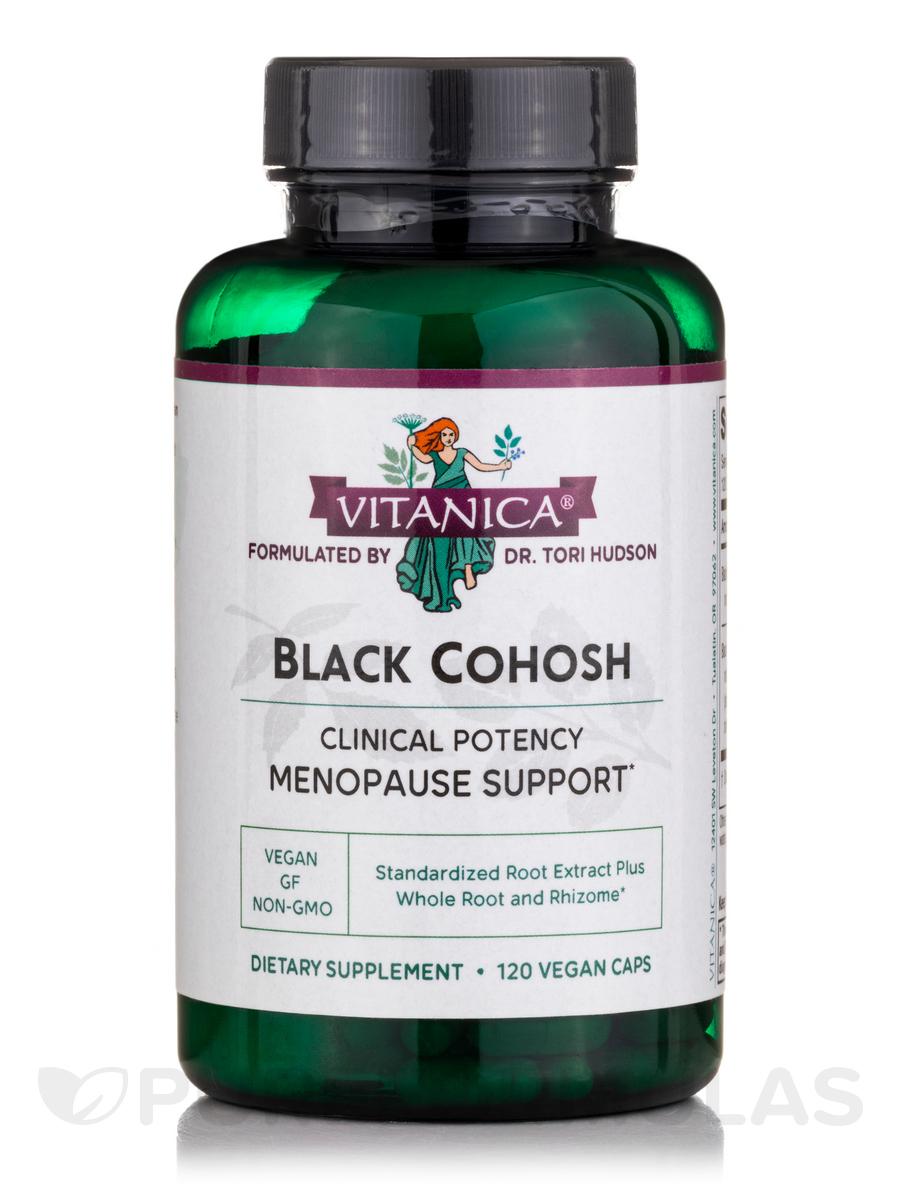 Black Cohosh - 120 Vegetarian Capsules