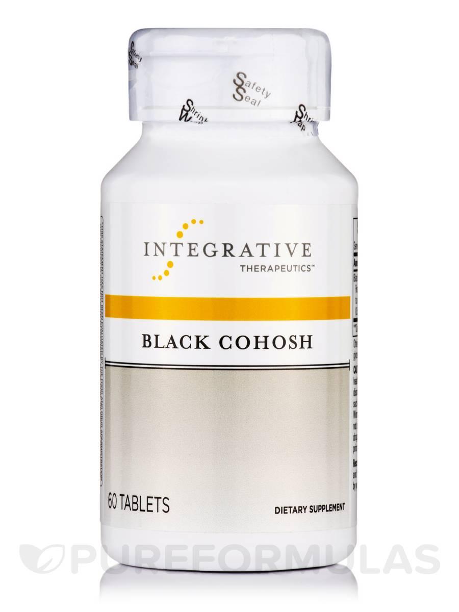 Black Cohosh - 60Tablets