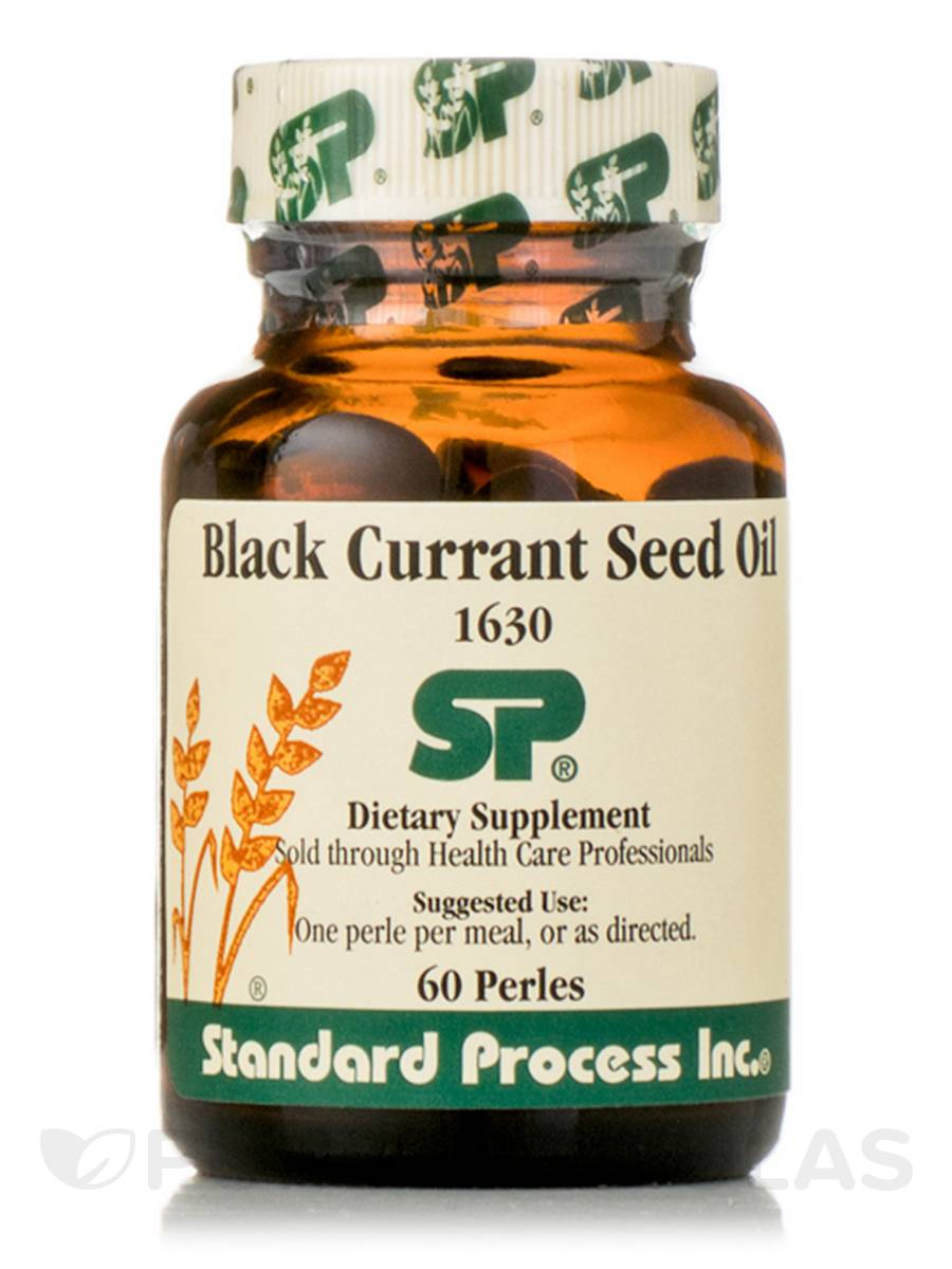 Black Currant Seed Oil - 60 Perles