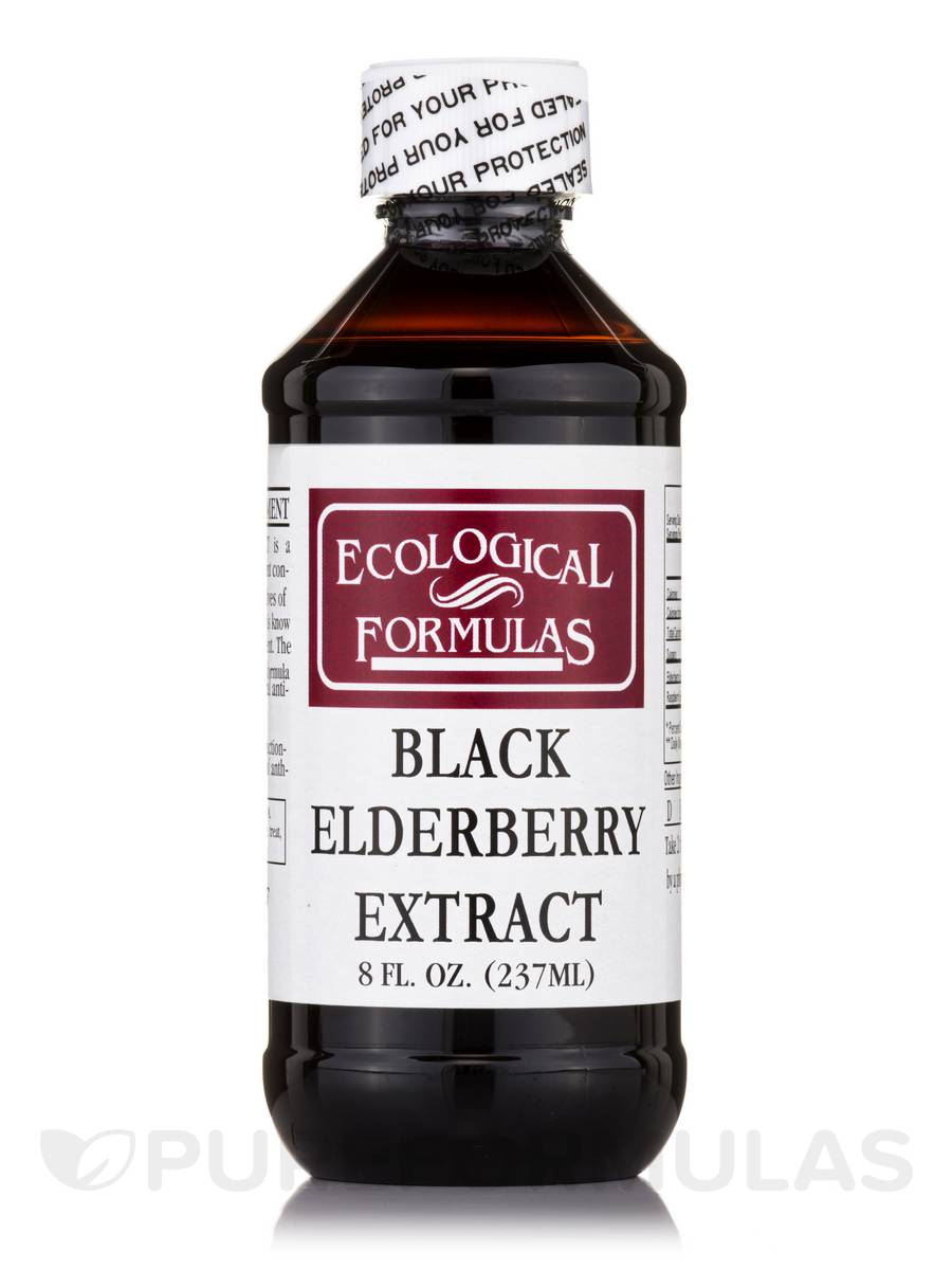 Black Elderberry Extract Liquid - 8 fl. oz (237 ml)