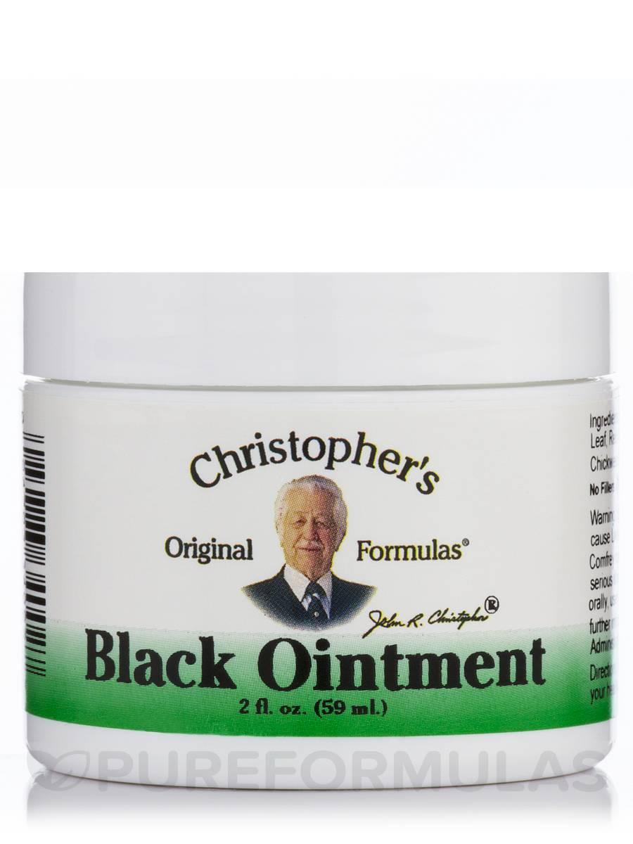Black Ointment - 2 fl. oz (59 ml)