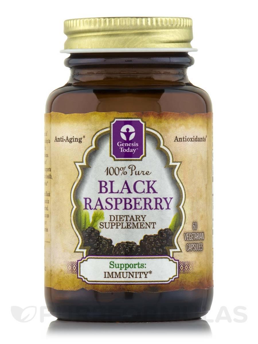 Black Raspberry - 60 Vegetarian Capsules