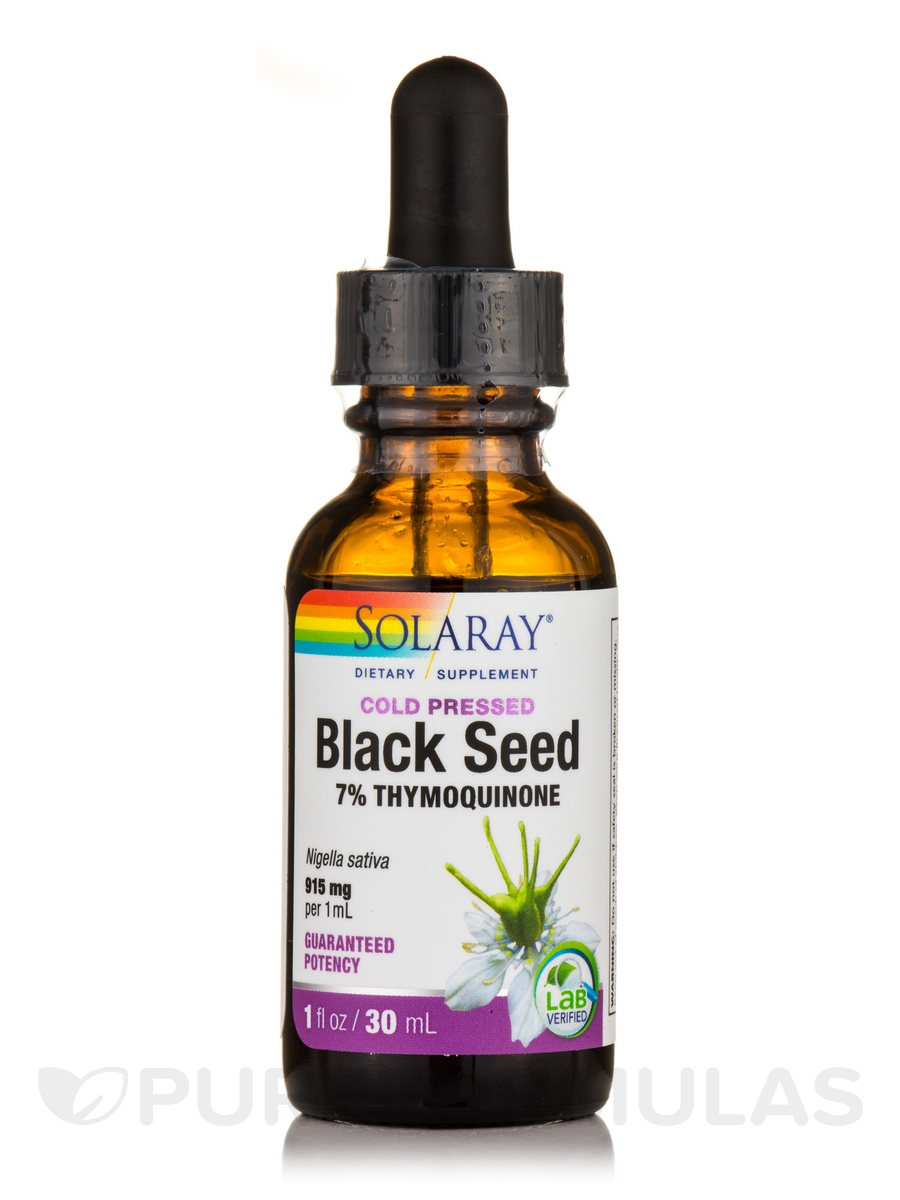 Black Seed 7% Thymoquinone - 1 fl. oz (30 ml)