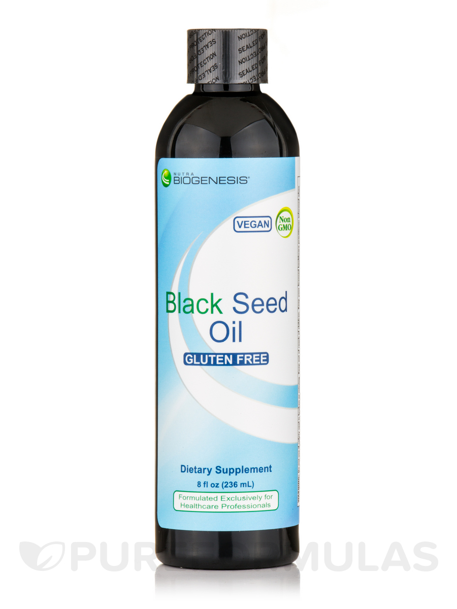 Black Seed Oil - 8 fl. oz (236 ml)
